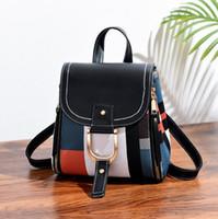 Venda por atacado mochila feminina estilo britânico moda retro mochila mulheres saco de viagem de alta qualidade