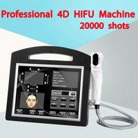 무료 배송 한 샷 12 라인 2D 3D 4D HIFU 집중 초음파 기계 가격 SMAS HIFU 3D 얼굴 리프트 한국 8 카트리지