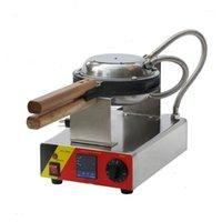 1 шт. Гонконг Электрический вафля PAN для булочки EGGETTE вафли Waffle Egger Makers Кухонная машина 70 В / 220V1