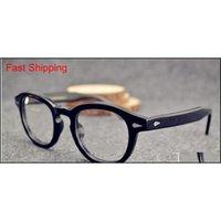 2015 Yeni Moda Gözlük Gözlük Bağbozumu Perçinler Güneş Gözlüğü Süper Yıldız Johnny Depp Kadın Erkek Marka Gözlük Gafas Oculo de Sol 2f3pt