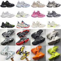 2021 Hot track 2 Designer Shoes Shoes Triple S Man Mens Womens Track2 Release 4.0 Slide Sandalo Sport Sport Casual Scarpe Casual Paris Scarpe da ginnastica Scarpe da ginnastica