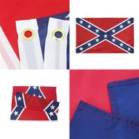 스타 스트라이프 빨간색 배너 폴리 에스터 섬유 패션 유니온 배너 안뜰 분위기 Acculterate Flag Best Sellers 뜨거운 판매 5YH F2