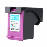 Cartucce d'inchiostro Non-OEM TRI a cartuccia a cartuccia a colori per 302 Deskjet 2130 1110 1115 2134 2135 3630 Invidia 4520 4522 4523 45241
