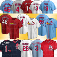 28 Nolan Arenado 46 Paul Goldschmidt 1 Ozzie Smith 4 Yadier Molina 25 Dexter Fowler Paul Dejong Bob Gibson Beyzbol Formaları