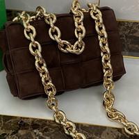 Kettenblockbeutel Luxus Mode 000258 Anmutige Tasche Ein Swa-Waage Ein minimalistischer Stil Die Farbe ist eine besondere und auffällige Mini-Tasche