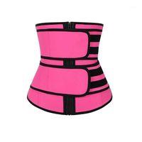 Femmes Taille Formateur Body Shaper Firme Shapewear Contrôle de la bande de mouvement abdominal Corset Corset Sneakers Haute Qualité Hot Quality1