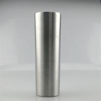En ucuz 30oz Sanded Bardaklar Glitter Paslanmaz Çelik Skinny tumber ile LidStraw Çift Yalıtım Vakum Su Şişeleri Büro Kahve Kupalar A12