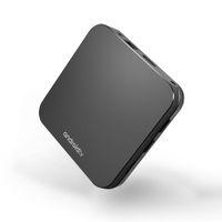 Android 9.0 TV 박스 KM9 Pro Amlogic S905x2 쿼드 코어 4GB / 32GB 2.4G / 5GWIFIBT4.0 스마트 박스 BB