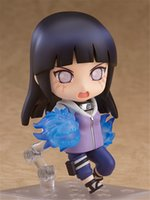 Anime Naruto Caractère Hyuga Hinata BJD Mignon Action Figure Modèle Toys