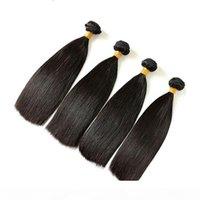 غير المجهزة 10a سوبر مزدوجة تعادل الماليزية مستقيم عذراء الشعر حزم 3 قطع 300 جرام الكثير 100٪ ريمي الشعر البشري حزم النسيج اللون الطبيعي