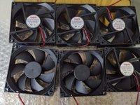 NUEVO para TD9025LS DC 12V 0.16A mute hidráulico ventilador de refrigeración 90 * 90 * 2pin 25MM