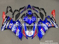 New ABC fairing for yamaha yzf-r6 2017 2018 yzf-r6 17 18 various colors No.F1620
