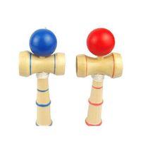 Divertente Bahama Traditional Wood Game Abilità Kendama Ball T9wdo