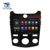 자동차 DVD 플레이어 KIA Cerato 수동 에어컨 버전 / 기아 포르테 버전 2008-2012에 대 한 Android 9.0 GPS 네비게이션