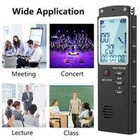 مسجل صوت رقمي 32 جيجابايت USB Dictaphone O مع WAV، مشغل MP3