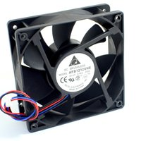 For Delta AFB1212VHE -F00 signal 120mm 12cm DC 12V 0.90A 3-pin server inverter axial blower cooler cooling fan