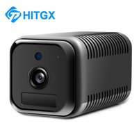 Telecamere 4G / WiFi 1080P Sorveglianza Batteria IP Telecamera Network Night Vision Monitor HD HD Telefono cellulare Mini telecamera wireless1