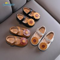 Baby Girl Shoes First Walkers Princess Baby Shoes Flowers Ne...