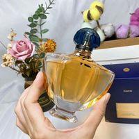 Frauen-High-End-Parfüm 90ML würzige orientalische Zitrus Zeder Bergamotte Jasmin Rose frisch blumigen und fruchtigen Duft nachhaltig