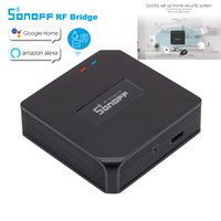 Sonoff RF Ponte WiFi 433MHz substituição Home Automation Módulo Universal Mudar Intelligent Domotica WiFi Controle Remoto RF