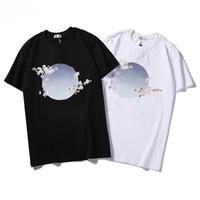 Concepteur femmes t-shirt manches courtes manches rondes imprimées imprimées images été luxe chemises de marque mode décontracté femmes deigneur t-shirt