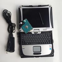 Réparation de données auto utilisées ordinateur portable CF19 CF-19 4G écran tactile AllData AllData Toutes les données ATSG 3IN1 installées bien prêtes à utiliser 1TB HDD