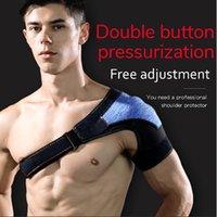 Back Support Schultergurt ROLLER Guard Protector Band Banage Schultern Korsettriemen und Klammer Gesundheitspflege Schmerzwärmer