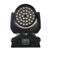 Halka Kontrol DMX Lyre 36x18 Led Moving Head Yıkama Zoom Dokunmatik Ekran RGBWA UV 6in1 Led Yakınlaştırma Başkanı Işık Hareketli