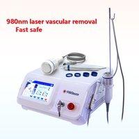 980 نانومتر الليزر العنكبوت الأوردة الإزالة الأوعية الدموية آلة إزالة الأوعية الدموية / الإزالة الأوعية الدموية جهاز الجمال / الأوعية الدموية