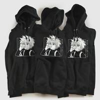 Coolmind 100% algodão homens mulheres hoodies kawaii caçador x caçador hodies killua zoldyck hoodie moletom moletonete anime manga hoodies x1227