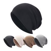 Herren-Winter-Hut Wolle Beanies warme gemütliche Gorras Bonnet Skullies Junge Frau Hip Hop Fashion Hot-Art-Hut Strick