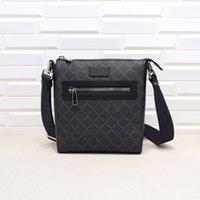Bolsa de Messenger Top Calidad Producto Diseñador de lujo Bolso de diseño Avanzado Material de lona artificial Pequeño Messenger Bag gratis Flete