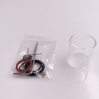 Prezzo di fabbrica Ricarica RTA 2ml E Sigaretta Ni80 Wire Wicks Vape 24mm Serbatoio ricostruibile per vaporizzatore 510 filettatura mod