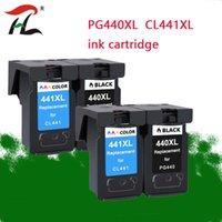 Mürekkep Kartuşları YLCPG440 CL441 Kartuş Yedek Canon PG 440 CL 441 PG-440 CL-441 PIXMA 4280 MX438 518 378 Yazıcı