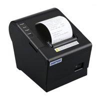 열 영수증 프린터 드라이버 자동 절단기 무료 SDK HS-K58CU1과 함께 58mm USB