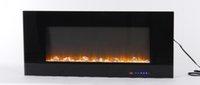 الأسهم الأمريكية 1500/750W مدفأة كهربائية Valuxhome، 42 بوصة مدفأة مثبتة على الحائط مع الحماية من ارتفاع درجة الحرارة D14703434