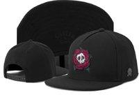Tasarımcı Şapka Kapaklar Erkekler Gül İskelet Casquette Cappelli Firmatik Snapback Beyzbol Şapkası Moda Hip Hop Şapkalar Açık Güneş Şapkaları Topu Gorra