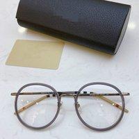 مصمم جديد BE1326 جولة أزياء النساء نظارات الإطار المعدني + المريلة ريم 52-21-145mm عن النظارات الطبية fullset التعبئة freeshpping