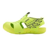 Tuyao Meninas Marca Designer Sandal Toddler Water Little Boy Shoes Summer Beach Lightweight Soft Non-Slip Infant Tênis