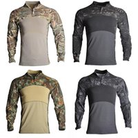Men 2020 News Combat Shirts Proven Tactical Clothing Uniform...