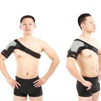 Поддержка задней поддержки EST RearivalAtjustabled Плечо Сжатие Ремень Дышащий манжеты.