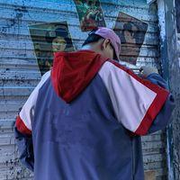 NIKE nike  del estilista de la chaqueta de las parejas Hombres Mujeres Prendas de alta calidad para hombre de la moda del estilista chaquetas con capucha abrigos tamaño M-XXL