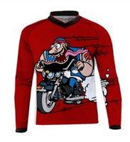 2021 Fashion Speed Drop Polyester Secado rápido Ciclismo de manga larga Jersey Traje de carreras Ropa deportiva al aire libre Equipo de motocicleta Cross-Country Unif