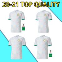2020 2021 Senegal Futbol Formaları Ulusal Futbol Mane Koulialy Gueye Kouyate Sarr Homme Maillot de Foot Futbol Üniformaları