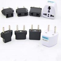 1pcs 전원 플러그 어댑터 컨버터 여행 미국 Au Eu UK 플러그 전원 충전기 어댑터 변환기 소켓 공장 도매