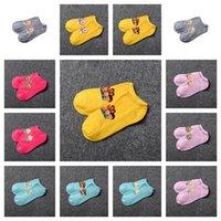 Karikatür Cocomelon JJ Yetişkin Çocuklar Casual Çorap Halhal Çorap Bebek Karpuz Baskılı Junior's Şeker Renkler Düşük Kesilmiş Gömlek Çorap GG12305