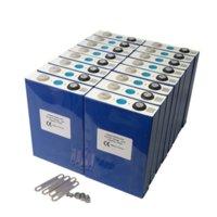 Grad A 3.2V 105AH LIFEPO4 Batteriezellen 12V 24V 36V 48V 200Ah 100Ah für EV-RV-Batterien Pack DIY Solar-EU US-Steuerfreiheit