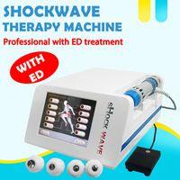 Новейшая физическая терапия ED Therapy Edswt Shockwave Extroacoporeal Ampace Wave Therapy Equipment Li-Eswt Ed1000 ударная волновая терапия