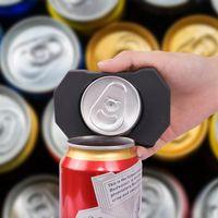 Перейти Качели пива открывалка Универсальный Topless Can Opener Ez-Drink открывалка для бутылок Открыть Многофункциональные инструменты Кухонные принадлежности DDA667