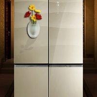 Silika Jel Vazo Çıkartmalar Hiçbir Delik Yaratıcı Duvar Asılı Çiçek Vazolar Küçük Süslemeleri İzsiz Sticker Fabrika Doğrudan Satış 9 86HY P1